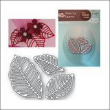 Fine Cut Leaves Metal Die Cut Set by Memory Box Dies 99909 - Inspiration Station Scrapbook Store & Retreat