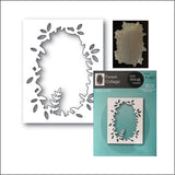 Forest Collage Metal Die Cut by Memory Box Dies 99948 - Inspiration Station Scrapbook Store & Retreat