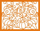 Fall Harvest OneDie Cut by Cheery Lynn Designs - Inspiration Station Scrapbook Store & Retreat