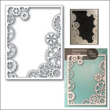 Gearworks Frame Metal Die by Memory Box Dies 99961 - Inspiration Station Scrapbook Store & Retreat