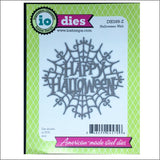 Halloween Web Die Cut by Impression Obsession Dies DIE589-Z - Inspiration Station Scrapbook Store & Retreat