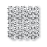 Honeycomb Square Die Cut by Memory Box Dies 99921 - Inspiration Station Scrapbook Store & Retreat