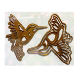 Hummingbird Triple Layer Metal Die Cut Set by Creative Expressions Dies CED9505 - Inspiration Station Scrapbook Store & Retreat