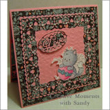 Lace Edger Border Die by Cheery Lynn Designs Dies B153 - Inspiration Station Scrapbook Store & Retreat