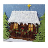 Large Cabin Metal Die Set by Impression Obsession Dies DIE344-YY - Inspiration Station Scrapbook Store & Retreat