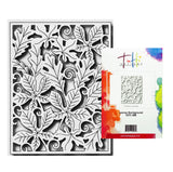Leaves Background Metal die cut Tutti Designs craft dies TUTTI-388