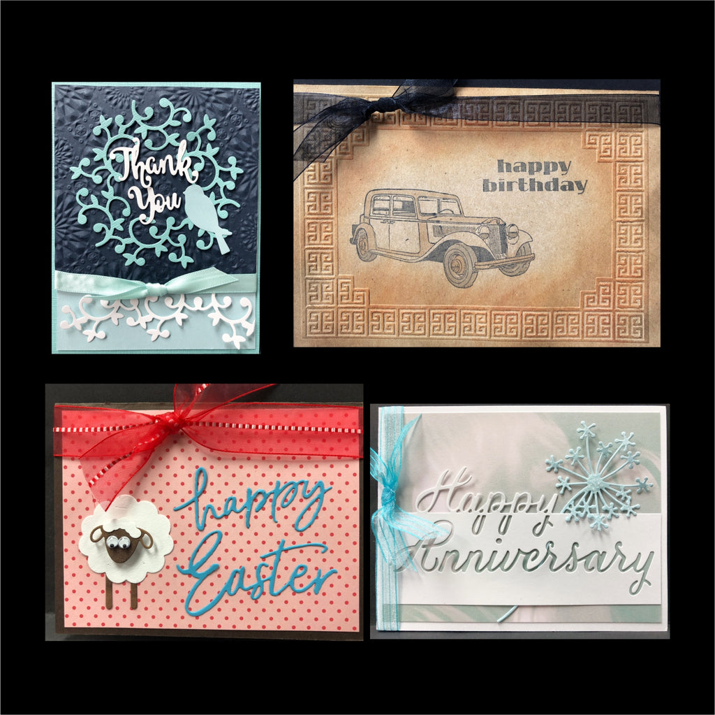 March 2019 Handmade Card Kit - Card Class to Go