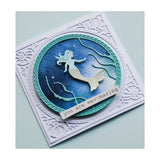 Mermaid Wonder Frame Metal Die Cut Set by Memory Box Dies 94222 - Inspiration Station Scrapbook Store & Retreat