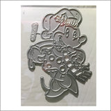 Minnie Mouse Thin Metal Die by Disney and Character World DUS0102 - Inspiration Station Scrapbook Store & Retreat