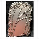 Sapling Collage Metal Die Cut by Memory Box Dies 99738 - Inspiration Station Scrapbook Store & Retreat