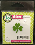 Shamrock Metal Die Cut by Impression Obsession Dies DIE065-AA - Inspiration Station Scrapbook Store & Retreat