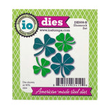 Shamrock Set Metal Die Cut by Impression Obsession Dies DIE659-H - Inspiration Station Scrapbook Store & Retreat