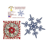 Snowflake #7 Metal Die Cut by Cheery Lynn Designs Dies DL171