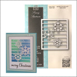 Snowy Spectrum Die Cut by Memory Box 99821 - Inspiration Station Scrapbook Store & Retreat