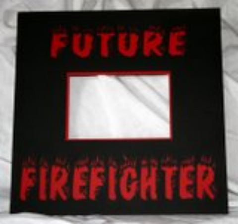 SPF2 Future Firefighter - Inspiration Station Scrapbook Store & Retreat