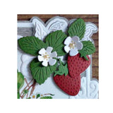 Strawberries Cutting Die Set by Marianne Design Dies LR0510 - Inspiration Station Scrapbook Store & Retreat
