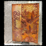 THANK Word Phrase metal die by Cheery Lynn Designs Dies B230 - Inspiration Station Scrapbook Store & Retreat