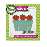 Tomato Carton Die Cut Set by Impression Obsession Dies DIE402-M - Inspiration Station Scrapbook Store & Retreat
