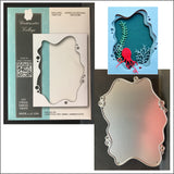 Underwater Collage Die Cut by Memory Box Dies 99742 - Inspiration Station Scrapbook Store & Retreat