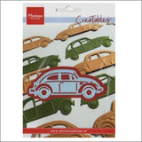 VW Beetle Bug Car Metal Die by Marianne Design Dies LR0331 - Inspiration Station Scrapbook Store & Retreat