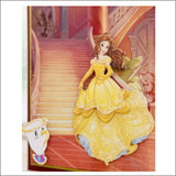 Waltzing Belle Thin Metal Die by Disney and Character World DUS0610 - Inspiration Station Scrapbook Store & Retreat
