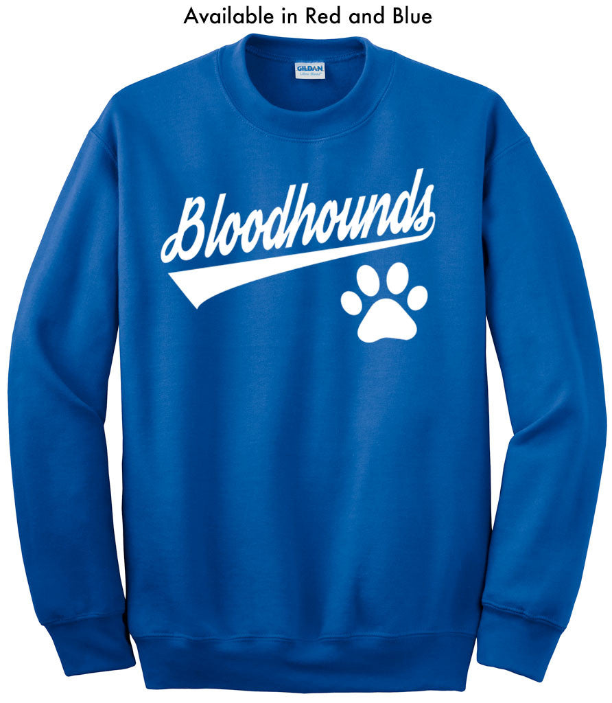 JES Bloodhounds Sweatshirt