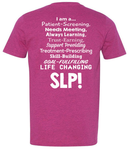 I'm a SLP! (2 Color Options)