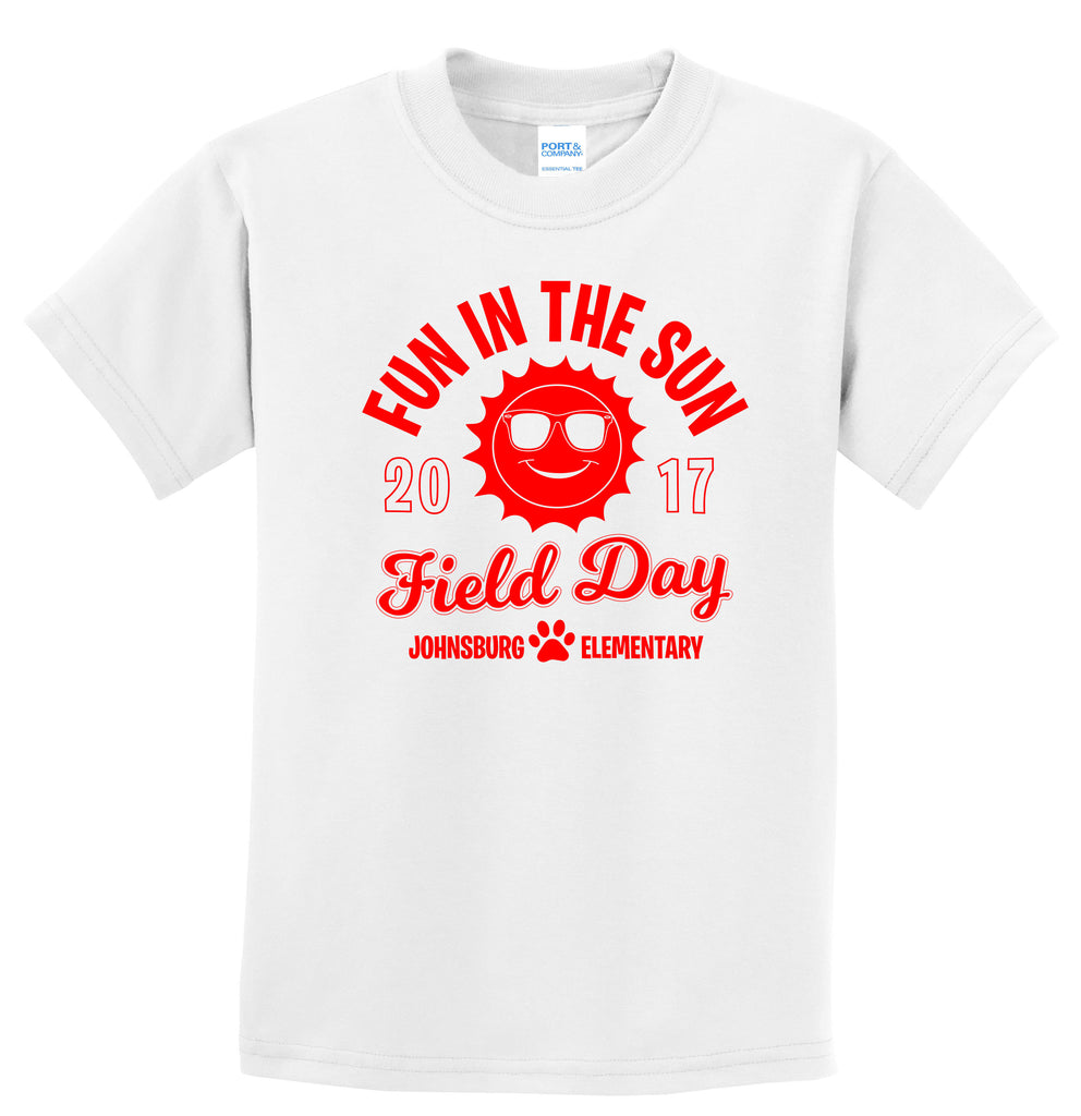 JES Field Day 5th Grade Shirt