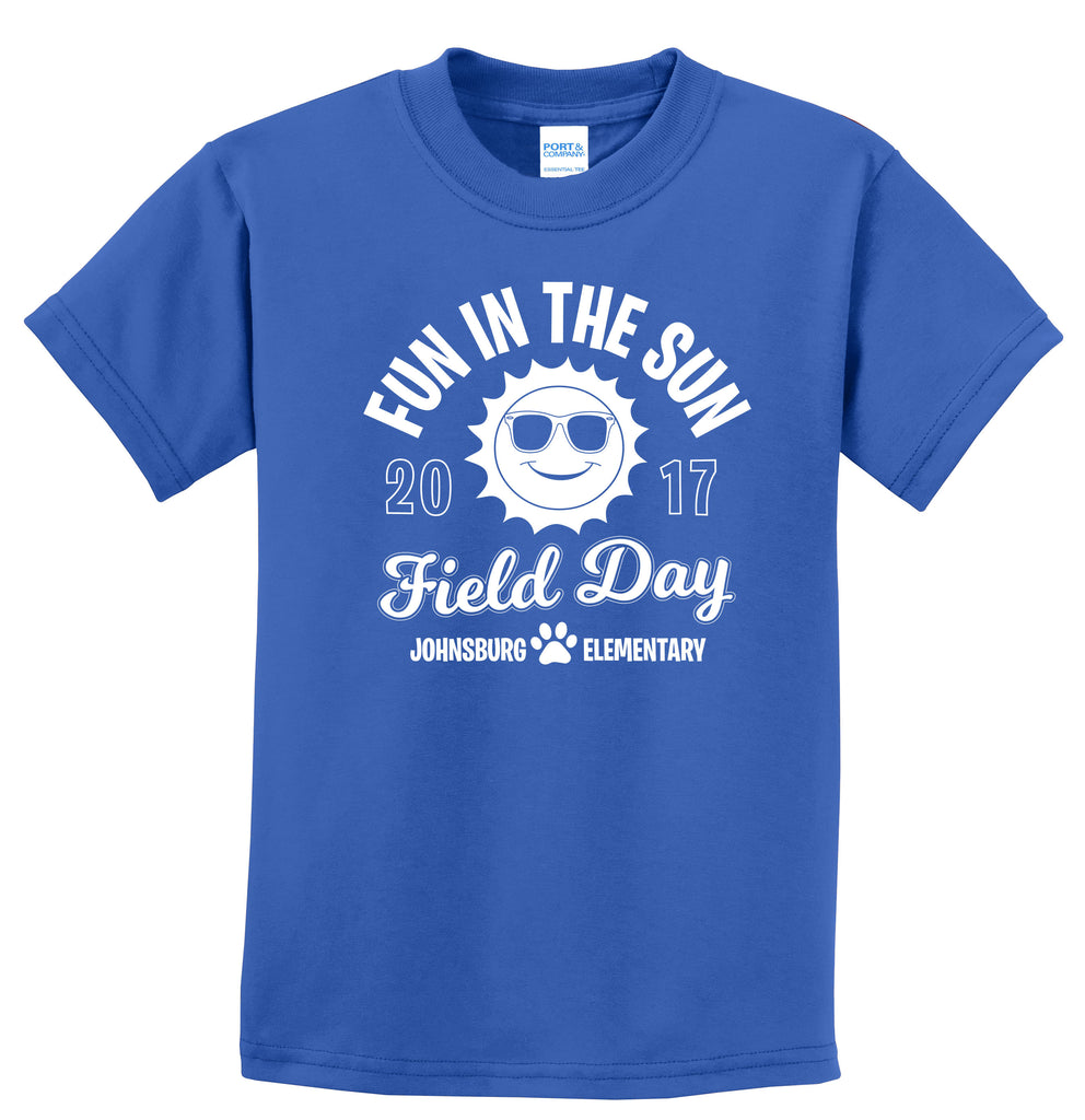 JES Field Day 3rd Grade Shirt