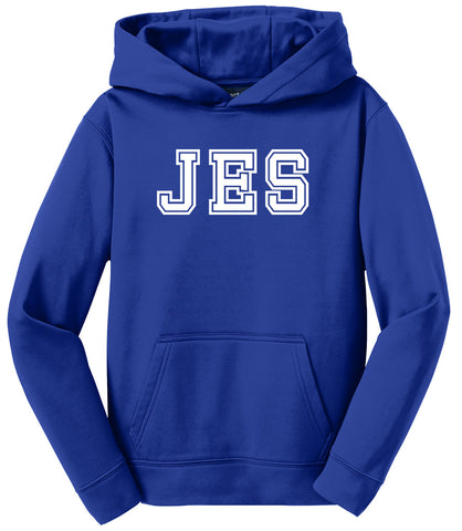 JES Youth Hoodie