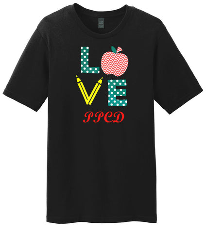 Love PPCD Pencil Shirt