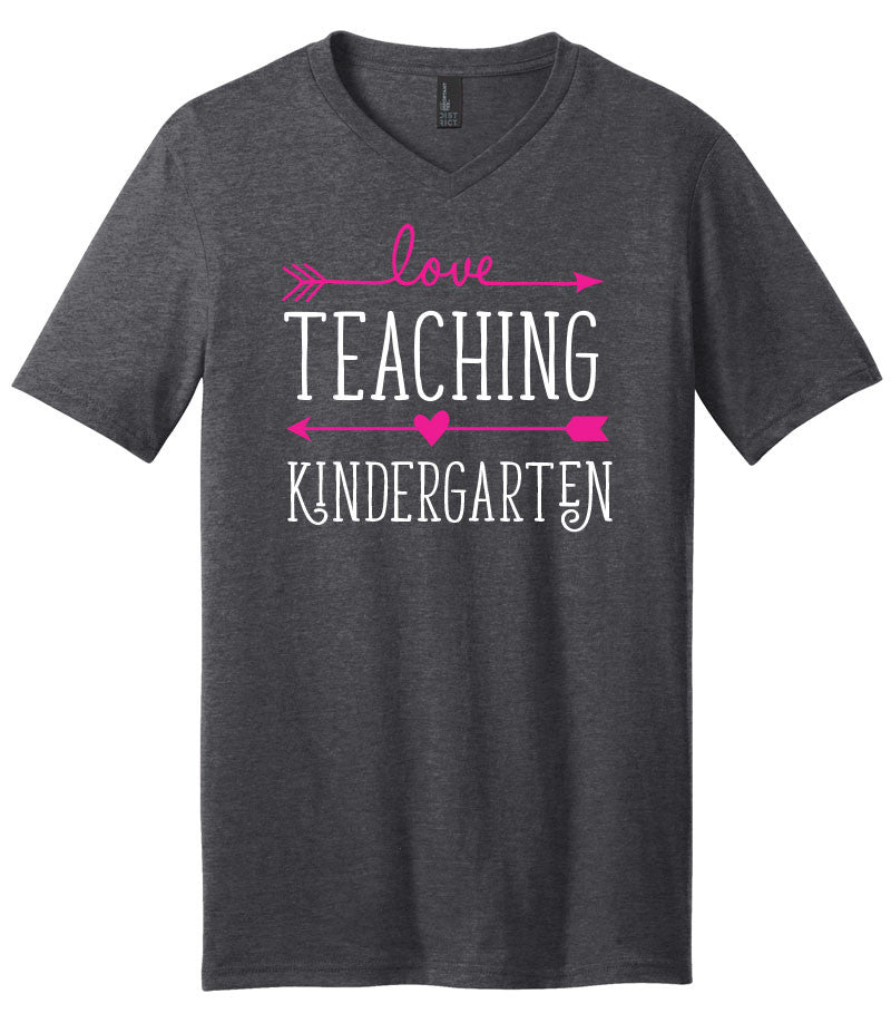 Love Teaching Kindergarten