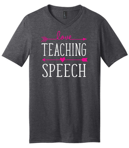 Love Teaching Speech