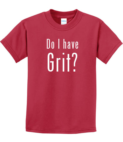 JES Grit Red Student Shirts