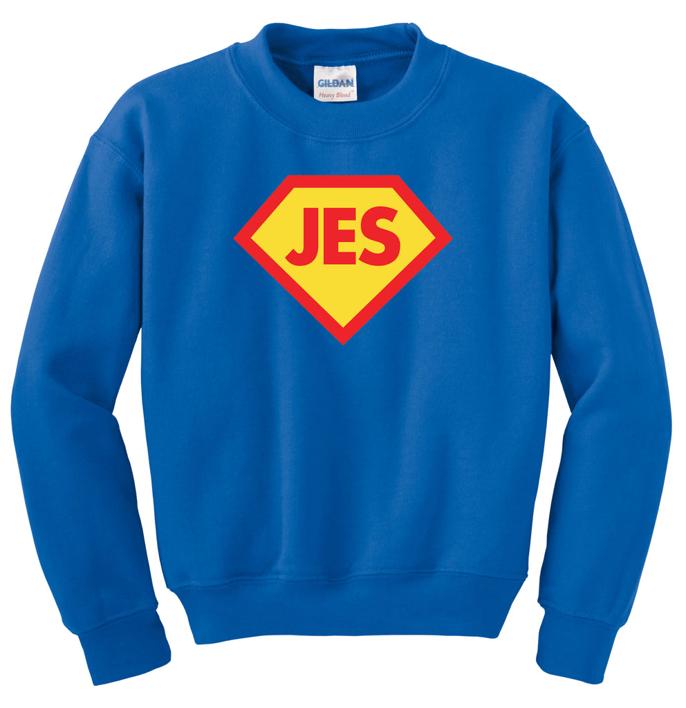 JES Superman Sweat Shirt