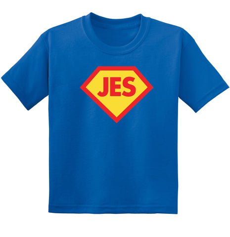 JES Superman Shirt