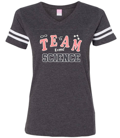 Team Science V-Neck