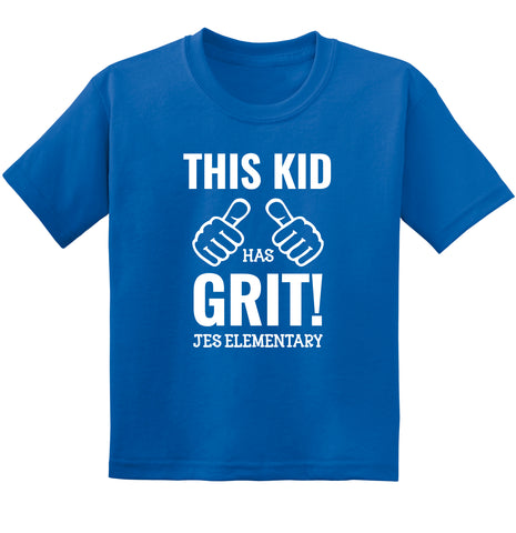 This Kid Has GRIT