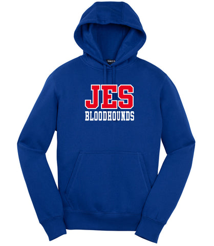 JES Bloodhounds Hoodie