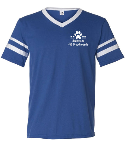 JES Bloodhounds Football Jersey Shirt