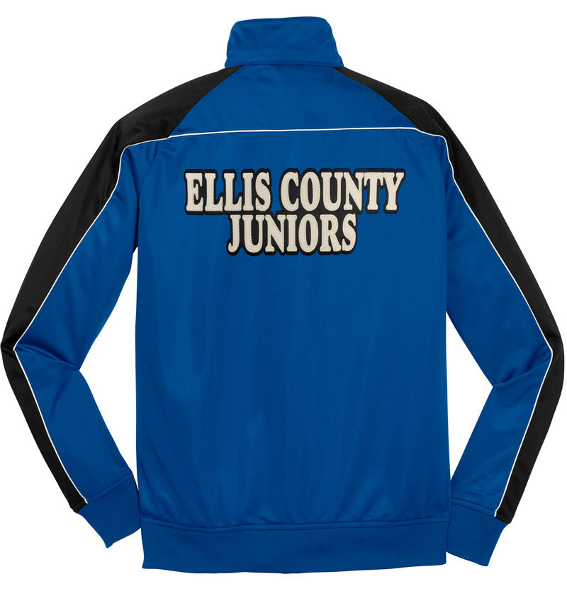 Ellis County Juniors Volley Ball Warmup Jacket