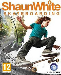 shaun white skateboard game