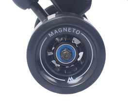 Magneto Electric Skateboard Wheels - magneto Skateboards