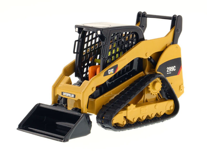 Caterpillar 299C Compact Track Loader with Work Tools - Core Classics Series (85226)
