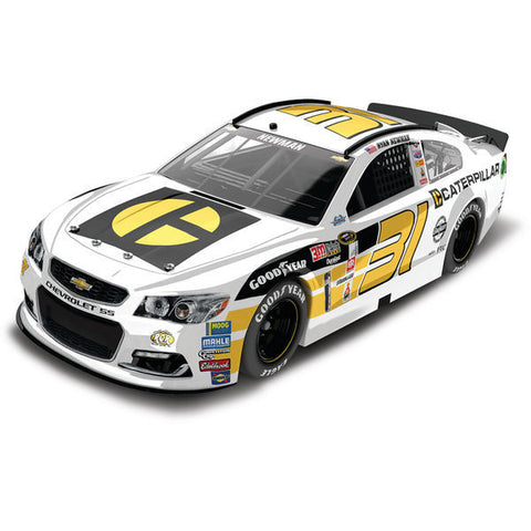 Ryan Newman Action Racing 2016 #31 Caterpillar  (CAR RACE WHT)