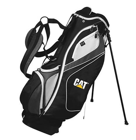 GOLF BAG BLK/GRY