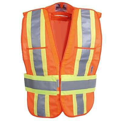 VEST SAFETY HV 5PT