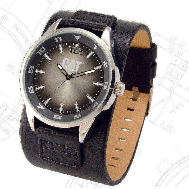 WATCH CUFF BLACK
