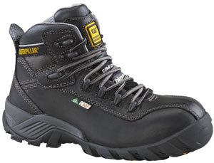 Nitro Gen CSA Black Leather Steel Toe Work Boot (305833)