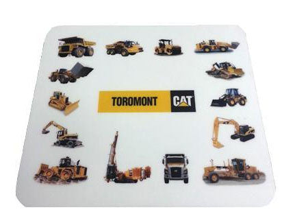 Toromont Cat Mouse Pad